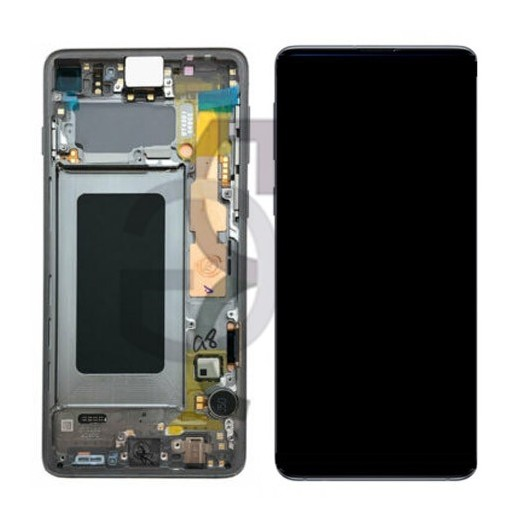 Display for Samsung S10 Galaxy G973F Black - Original