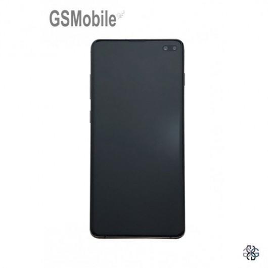 Display for Samsung S10 Plus Galaxy G975F Black - Original
