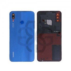 Huawei P20 Lite back cover original - Blue
