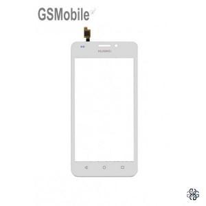 Ecrã Touch Screen branco Huawei Ascend Y635