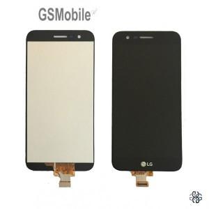 Ecrã - Display LCD Touch LG K10 2017 M250N Preto