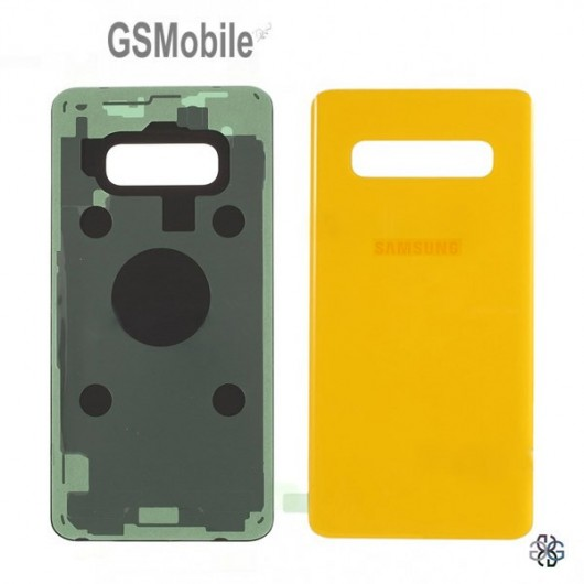 battery cover samsung s10 plus galaxy g975f - spare parts for samsung