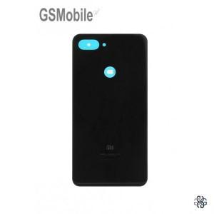 Back cover for Xiaomi Mi8 Lite Black