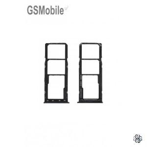 SIM card and MicroSD tray Samsung A50 2019 Galaxy A505F Original Black
