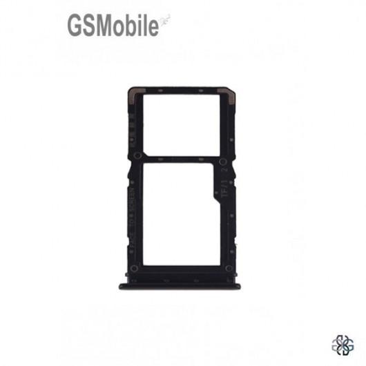 SIM card and MicroSD tray Xiaomi Redmi Note 7 Black