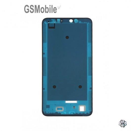 Middle cover for Xiaomi Redmi Note 6 Pro Black