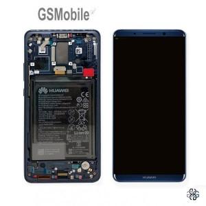 Display Huawei Mate 10 Pro blue - Original