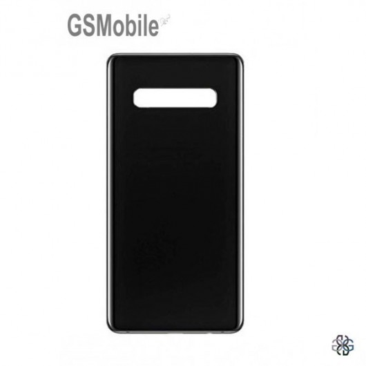 Battery Cover Samsung S10 Galaxy G973F Black