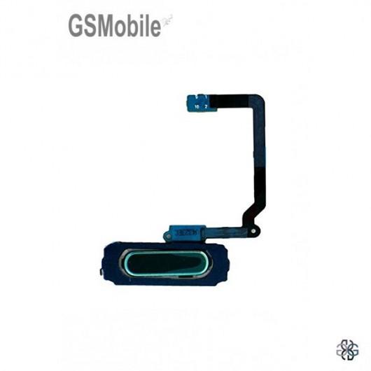 Samsung S5 Galaxy G900F Home button black