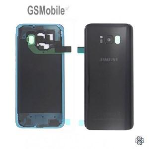 Tampa Samsung S8 Plus Galaxy G955F Preto Original