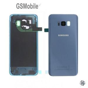 Samsung S8 Plus Galaxy G955F back cover blue original