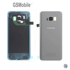Samsung S8 Plus Galaxy G955F back cover silver original