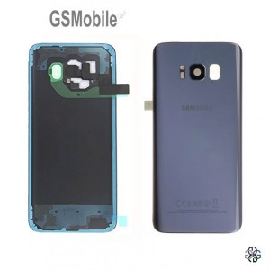 Samsung S8 Plus Galaxy G955F back cover violet original