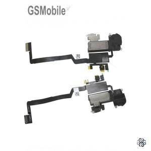 Alto-falante + Sensor de proximidade para iPhone X