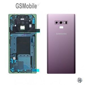 Samsung Note 9 Galaxy N960F Battery cover purple original