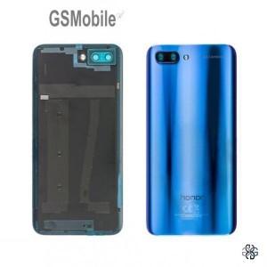 Huawei Honor 10 battery cover original - blue