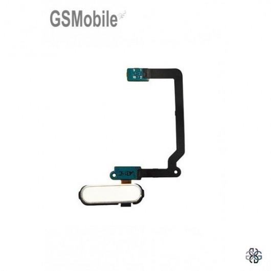 Botão home branco Samsung S5 Galaxy G900F
