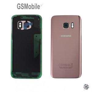 Samsung S7 Galaxy G930F Battery cover pink original