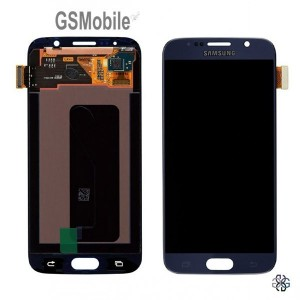 Peças de reposição de Samsung - Ecrã Display Samsung S6 Galaxy G920F