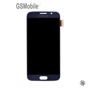 Display Samsung S6 Galaxy G920F Black - Original