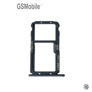 Huawei Mate 20 Lite Sim Card Tray Original Black