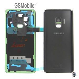 Samsung S9 Galaxy G960F Battery cover black - original