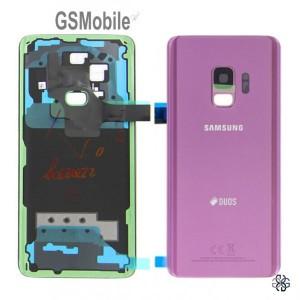 Samsung S9 Galaxy G960F Battery cover purple - original