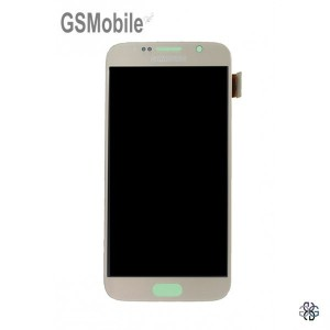 display lcd samsung s6 galaxy s6 - spare parts for galaxy s6