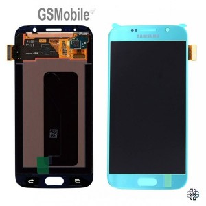 Display LCD Samsung S6 Galaxy G920F - spare parts for Samsung