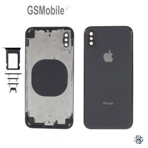 Chassis for iPhone X Black