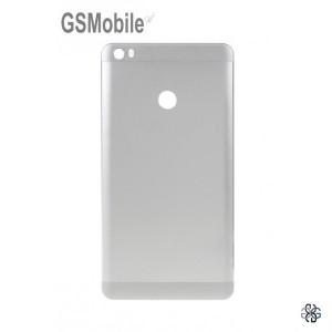 Xiaomi Mi Max Battery Cover silver