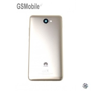 Huawei Y7 2017 back cover Gold - Original