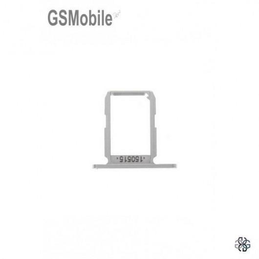 Samsung S6 Galaxy G920F Sim card tray silver