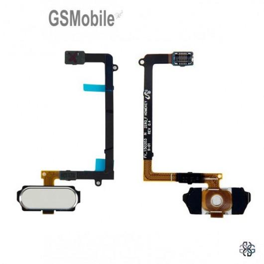 Botão home branco Samsung S6 Galaxy G920F
