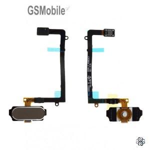 Samsung S6 Galaxy G920F Home button gold
