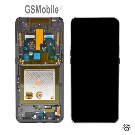 display for samsung a80 2019 - mobile spareparts