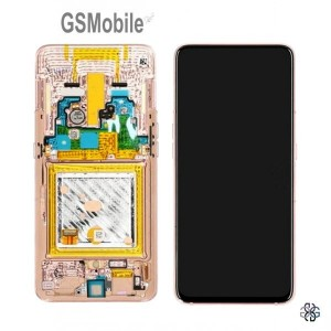 Display Samsung A80 2019 - mobile spare parts