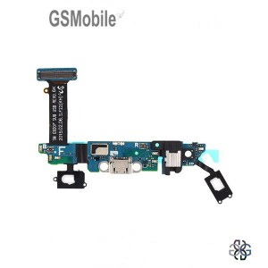 Samsung S6 Galaxy G920F Charging Flex - spare parts for Samsung