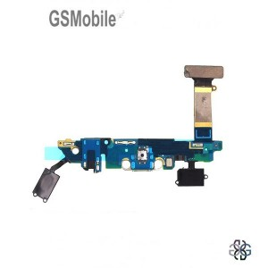 Flex de carregamento Samsung S6 Galaxy G920F
