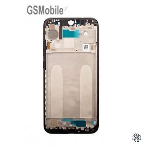 Middle cover Xiaomi Redmi Note 7 Black