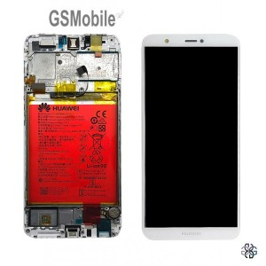 display for huawei p smart - spare parts for huawei p smart