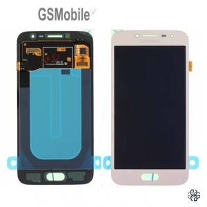 Display Samsung J2 Pro 2018 Galaxy J250F Gold Original