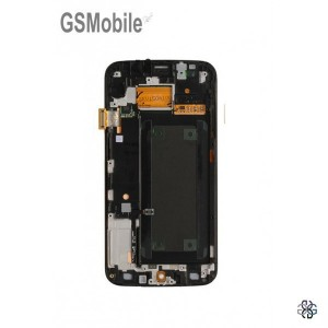 Display LCD Samsung S6 Edge Glaxy G925F - spare parts for Samsung