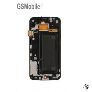 Display Samsung S6 Edge Galaxy G925F Black - Original