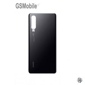 Huawei P30 back cover - Black