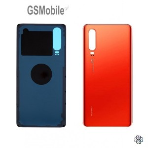 Huawei P30 back cover - Red