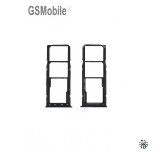 SIM card and MicroSD tray Samsung A70 2019 - Spare Parts for mobiles