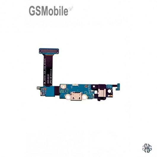 Charging Flex Samsung S6 Edge Galaxy G925F