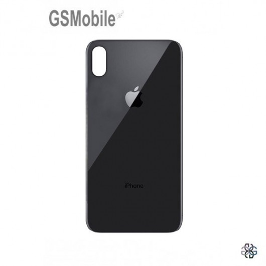 Battery Cover for iPhone XS Max Black