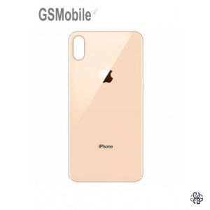 Battery Cover for iPhone XS Max Gold